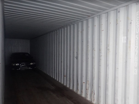 Container vanning (packing)