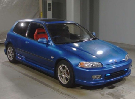 JDM CARS FROM JAPAN TO USA