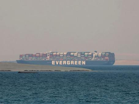 Suez Canal-Financial dispute