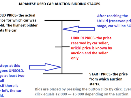 TWO STAGES OF AUCTION BIDDING (AKEBONO)