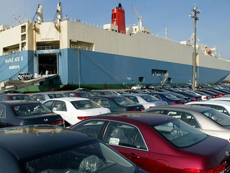 Japan takes measures to curb illegal car trade in Pakistan