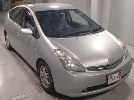 TOYOTA PRIUS NHW20 - CAR SET TO MONGOLIA