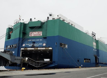 SHIPPING COMPANIES LIST AND SCHEDULES (FROM JAPAN) RO-RO