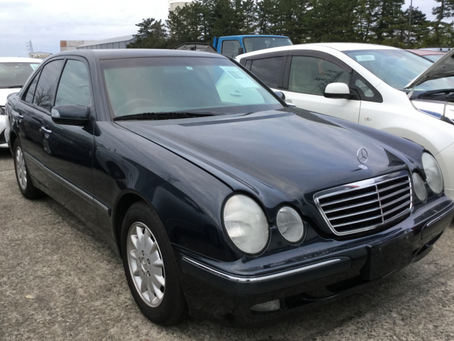 Mersedes Benz E320 for sale (Akebono)