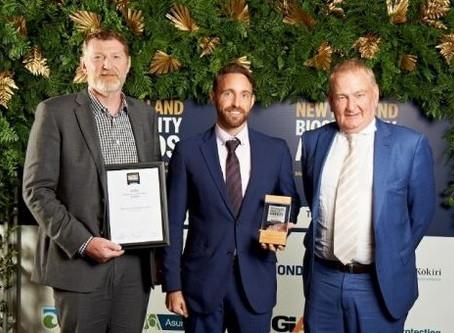 MONDIALE INNOVATION AWARD-NEW ZEALAND