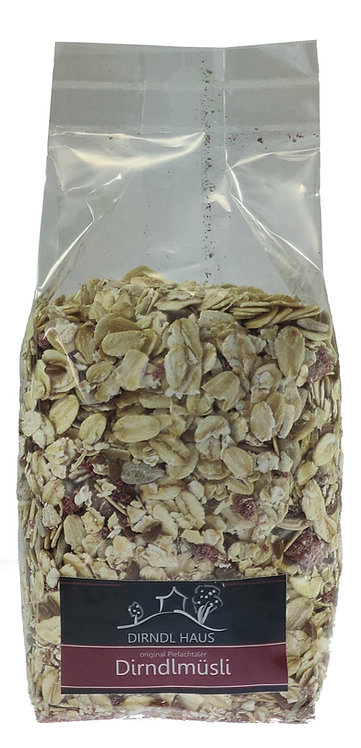 Dirndlmüsli 350 g