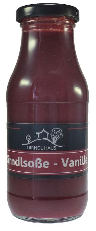 Dirndlsoße Vanille 230 ml