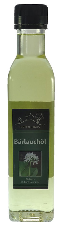 Bärlauchöl