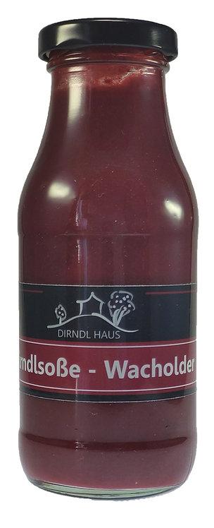 Dirndlsoße Wacholder 230 ml