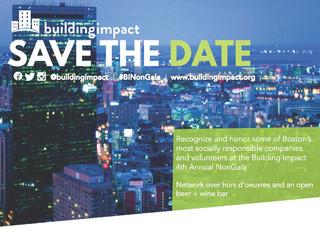 MHSA Chosen as Beneficiary at Building Impact NonGala