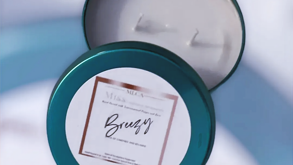 Breezy (Eucalyptus & Peppermint)