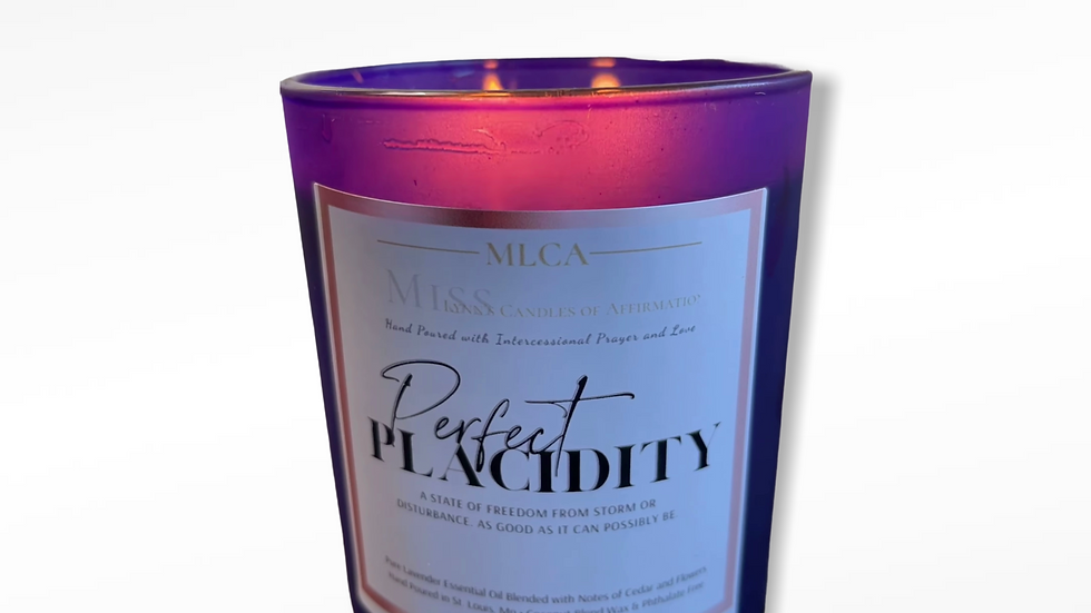 Perfect Placidity (Lavender)