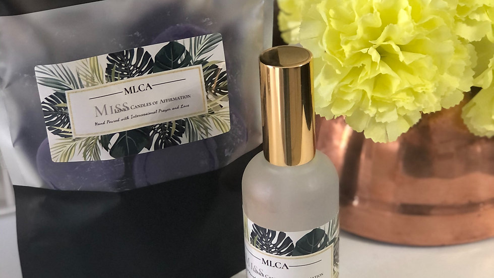 Wickless Bundle (Tranquility) w/Pear Patchouli Room & Linen Spray
