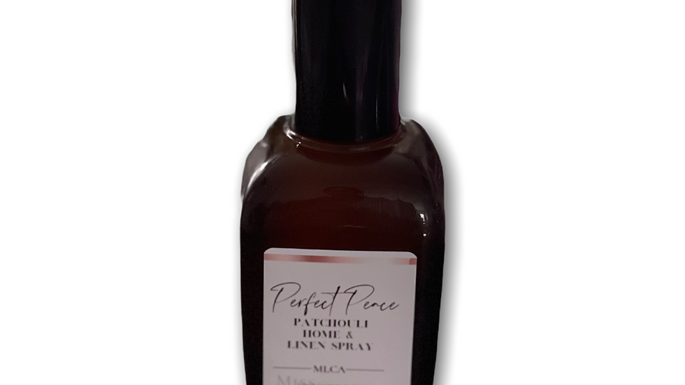 Perfect Peace Home and Linen Spray (3.4 Ounce)- Pear Patchouli