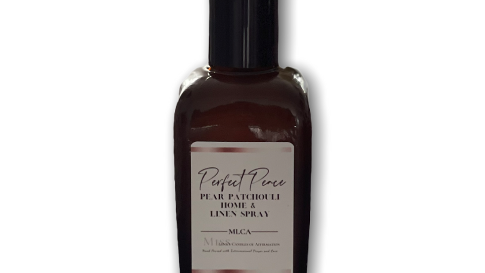 Perfect Peace Home and Linen Spray (3.4 Ounce)-Patchouli