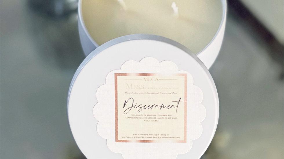 Discernment (Notes of Pineapple & Lemongrass)