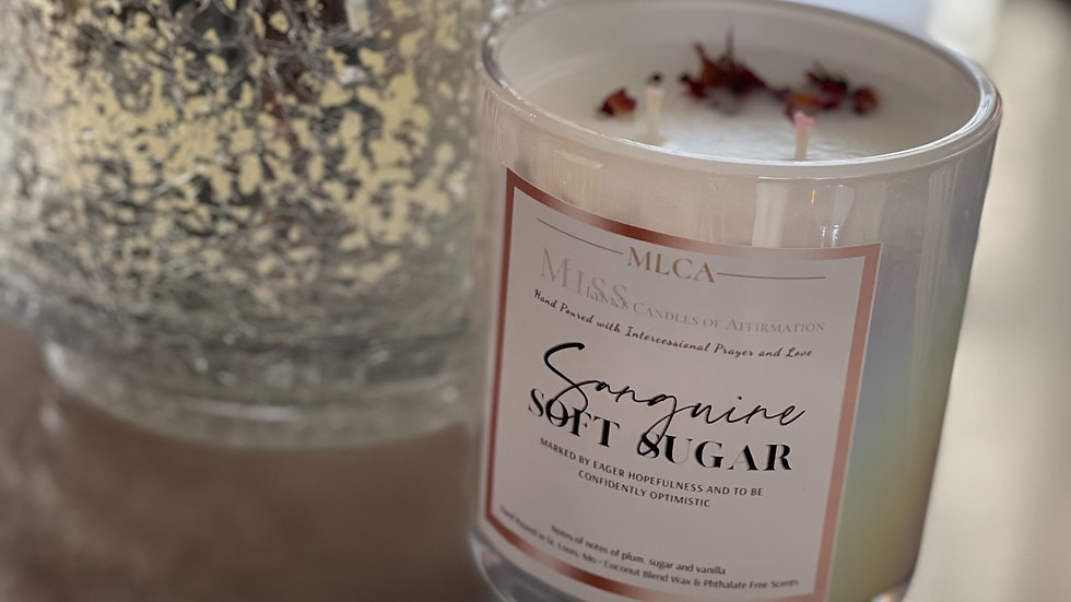 Sanguine Soft Sugar (Plum & Vanilla)
