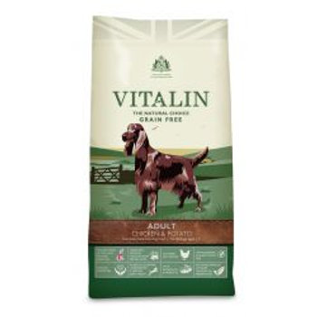 Vitalin Natural Grain-Free Adult Chicken & Potato
