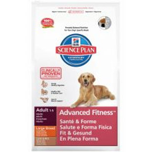 Hills Science Plan Canine Adult Advanced Fitness Large Breed with Lamb & Rice