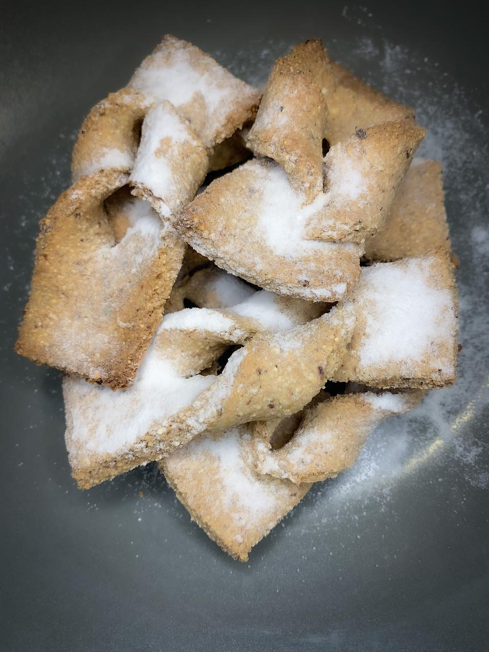 Calzones rotos al horno - Nutricionista Online Karina Herrera