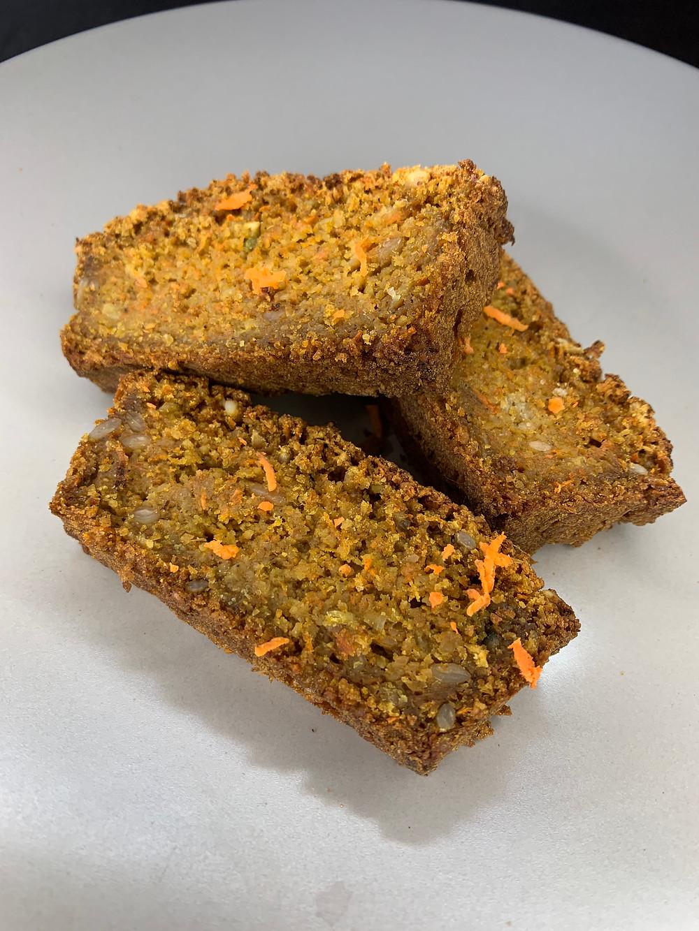 Carrot cake - Nutricionista Online Karina Herrera