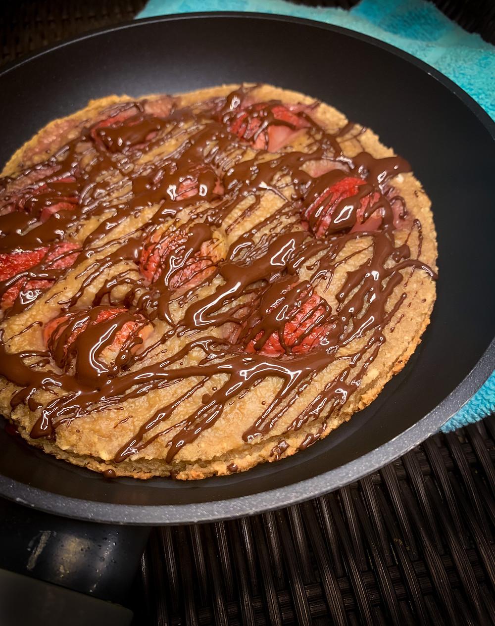 Biscocho al sartén - Nutricionista Online Karina Herrera