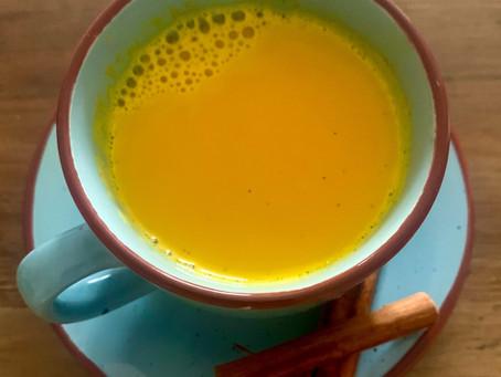 Golden Milk o Leche Dorada