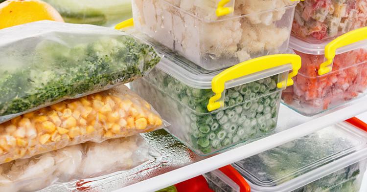 Almacenamiento de los alimentos - Nutricionista Vegetariana Karina Herrera