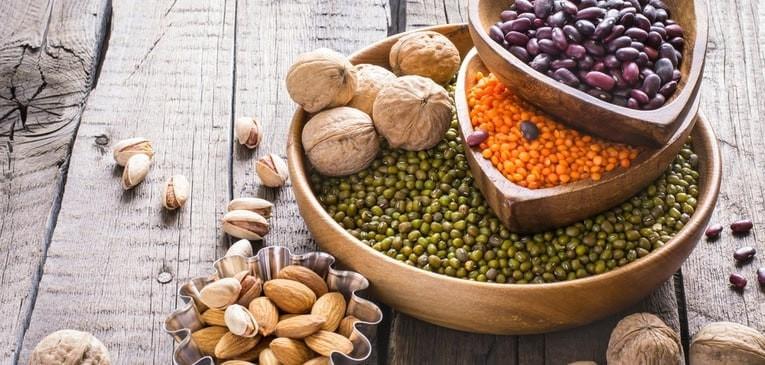 Proteinas vegetales - Nutricionista Online Karina Herrera