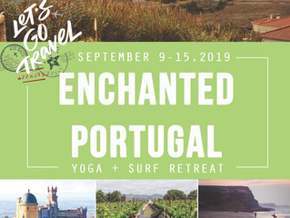 Portugal Retreat September 9-15, 2019