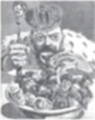 АВСТРИЙСКАЯ КАРИКАТУРА НА НИКОЛАЯ II