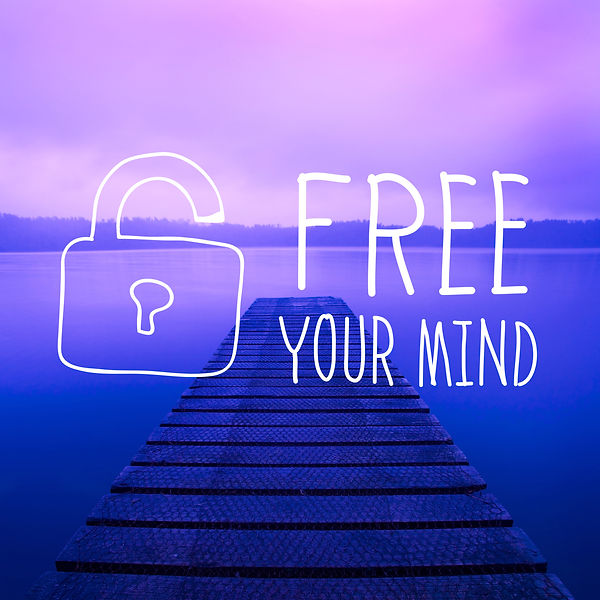 Free Your Mind Awareness Attitude Concep