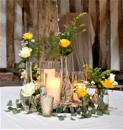 Flower & Candlelight collection