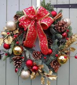 Luxury Christmas Wreath