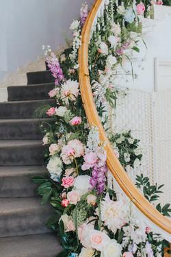 Wedding Staircase