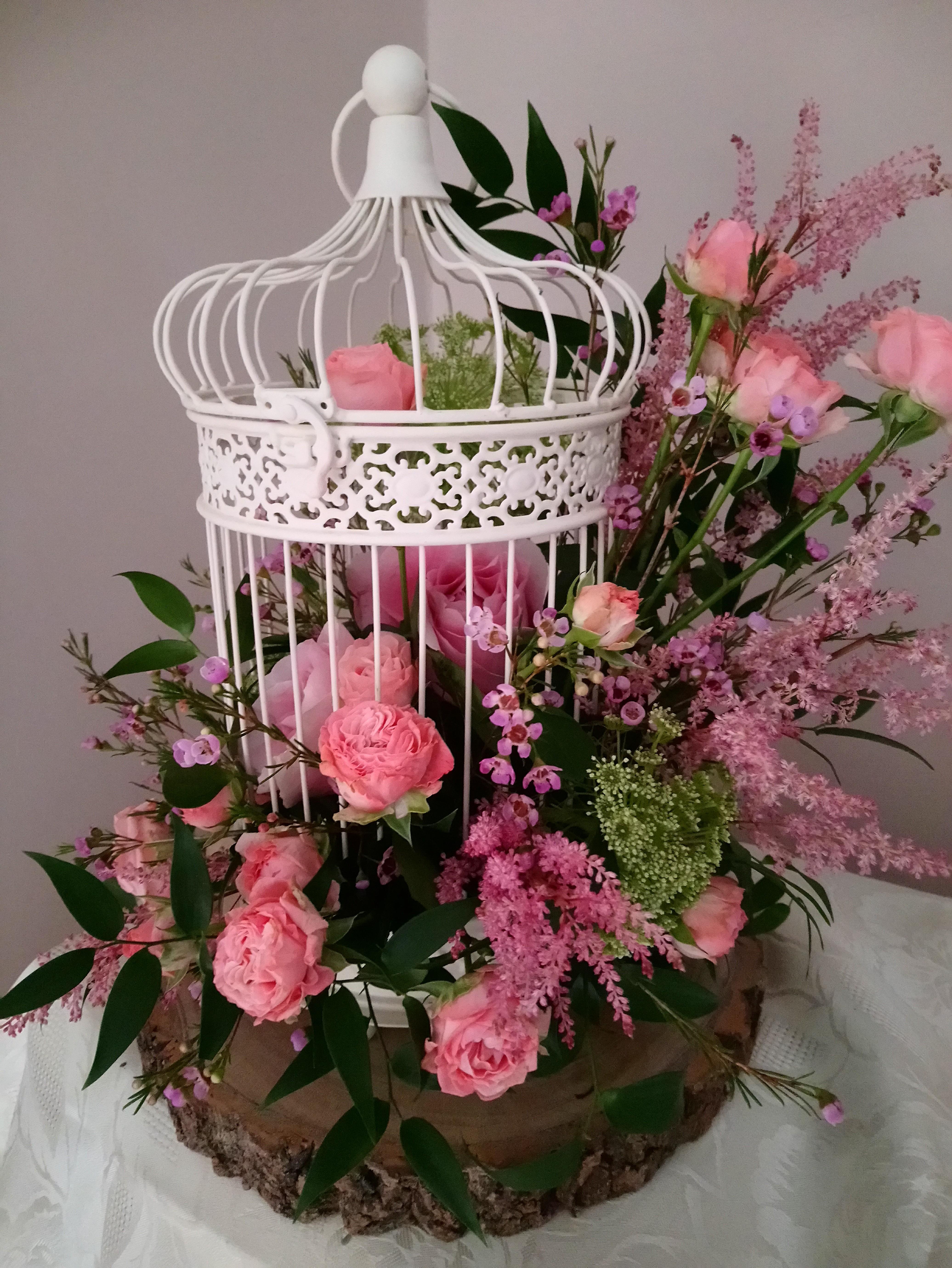 Summer Birdcage