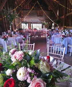 The Suffolk Barns Wedding