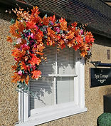 Spa Cottage Autumn Installation