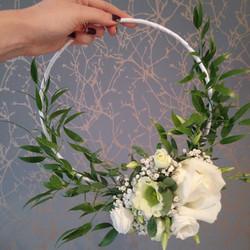 Bridesmaids Hoop