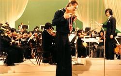 Gheorghe Zamfir & Seiji Ozawa in Japan