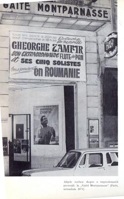 Poster  Gaite Montparnasse