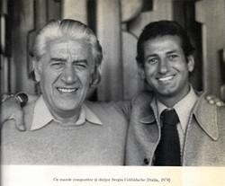 Sergiu Celibidachi & Gheorghe Zamfir 198