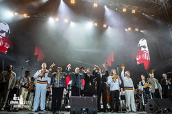 End of the Extraordinary Concert 2018