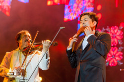 Master Nicolae Botgros  &  Chang Kim