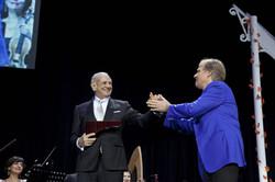 Gheorghe Zamfir & Richard Clyderman