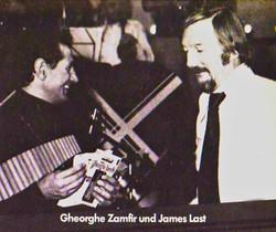 Gheorghe Zamfir & James Last