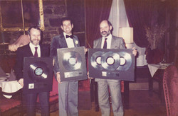 Gheorghe Zamfir with Philips Management