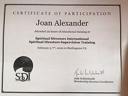 Supervision certificate 2020.JPG