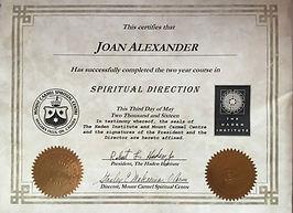 Haden certificate.JPG
