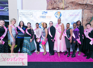 INSPIRED, AT THE PINK CARPET RELEASE PARTY